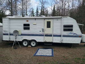 24' Terry Lite Travel Trailer with extras