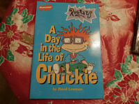 Rugrats - 5 books, price is per book