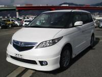 Honda Elysion direct Japan import supplied fully UK Reg
