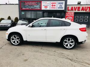 BMW X6 50i-Twin Turbo-Navigation-Side Steps-Camera  2009