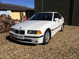 BMW 325 td auto e36 immaculate inside and out