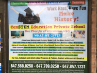 Private school, Credit Courses, Tutoring-Ministry approved curri