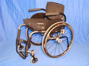 Wheelchair - Hi Lite Titanium - Model #53
