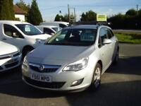 2012 VAUXHALL ASTRA EXCLUSIVE ESTATE CDTi