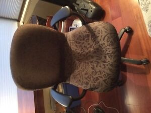 Great fabric office chair