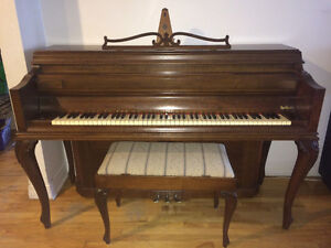 Willis Piano For Sale