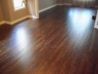 LAMINATE FLOORING,REALISTIC RECLAIMED WOOD GRAINED AND STAIRS