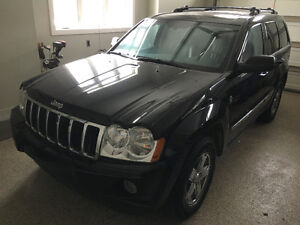 2007 Jeep Grand Cherokee Limited $17,500 OBO