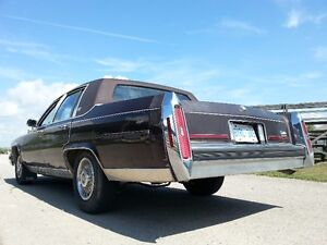 1988 Cadillac Brougham, Runs great, many new parts, daily driver