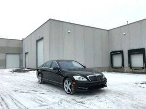 Mercedes-Benz S550 2012 ** Allongée, V8 4MATIC, 56 000 km **