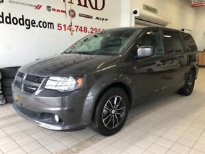 Dodge Grand Caravan GT / CUIR / CAMERA / BLUETOOTH  2018
