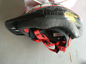Boys bike helmet small