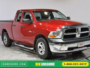 2010 Ram 1500 ST A/C ABS 4 ROUES MOTRICE