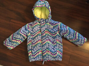 The North Face girls winter jacket 3T