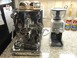 Magister Stella E61 professional espresso package