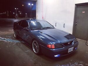 1995 Mustang GT  Factory 5.0 V8 Certified & E-Tested