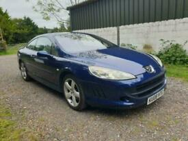 image for 2008 Peugeot 407 3.0 V6 GT 2dr Tip Auto COUPE Petrol Automatic