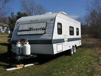 travel trailer(terry lite 22ft)