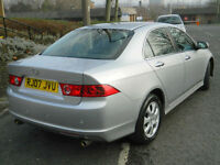 2007 07 REG HONDA ACCORD 2.4 i-VTEC EXECUTIVE AUTO