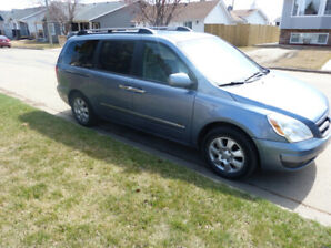 2007 Hyundai Entourage Van For Sale