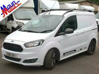 2018 Ford Transit Courier Sport 95PS TDCi, Euro 6, SWB Small Panel Van/City Van