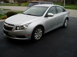 2011 Chevrolet Cruze LT TURBO AUTO ONLY 60000KM ACCIDENT FREE!