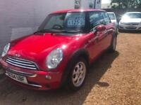 Mini 1.6 One mot 05/2019 112k miles