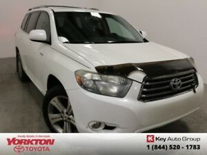2008 Toyota Highlander Sport AWD  - one owner
