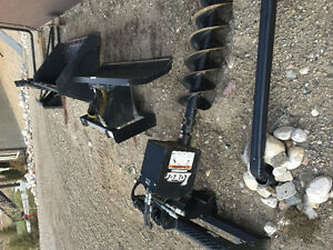Moving sale!! Multiple skidsteer attachments