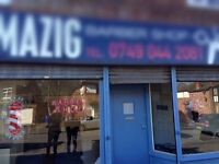 Barber shop Manchester chorlton m21