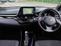 2019 Toyota C-HR Toyota CH-R 1.8 Hybrid Dynamic 5dr CVT Auto SUV Petrol/Electric