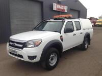 2010 Ford Ranger 2.5TDCi Double Cab 4x4 Pickup Diesel *Full Roll Cage*