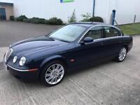 2007 Jaguar S-TYPE 2.7D V6 auto - 9 Stamp - CambeltDone98K - 2 Keys