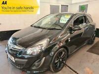 2014 Vauxhall Corsa 1.2 LIMITED EDITION HATCHBACK Petrol Manual