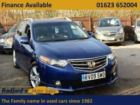 Used, 2009 09 HONDA ACCORD 2.2 I-DTEC ES GT 5D AUTO 148 BHP DIESEL for sale  Mansfield, Nottinghamshire