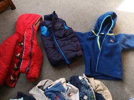 Boys clothes age 3 to 4