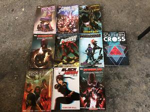 Comic Books / Graphic Novels - 10 - Various Super Hero Titles