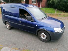 2011 VAUXHAL COMBO 1700 ECOFLEX Reliable Van