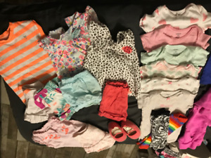 Girls 12 Mths Clothing Lot