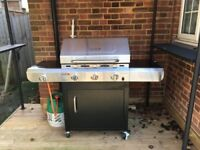 Charbroil Performance Gas Barbeque BBQ