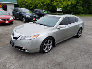 2011 ACURA TL SH AWD *** 100% APPROVED ***  CALL # 905-373-9242