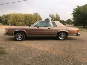 1981 Mercury Marquis 2 door