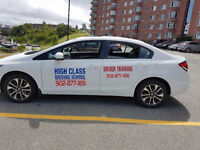 Driving instructor /high class driving school