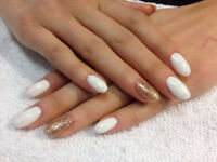 $55 Gel Nails THIS WEEKEND ONLY