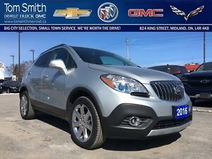 2016 Buick Encore LEATHER   - Certified - BLUETOOTH -  LEATHER -