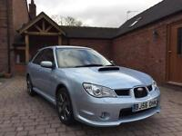 2006 Subaru Impreza 2.5 Sports Wagon WRX * Full Service History - Estate Car *