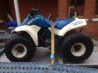 Suzuki lt80cc quad