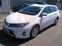 2015 Toyota Auris Icon Dual VVT-I 1.3 DAMAGED REPAIRABLE SALVAGE