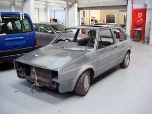 Volkswagen golf / rabbit (not convertible)