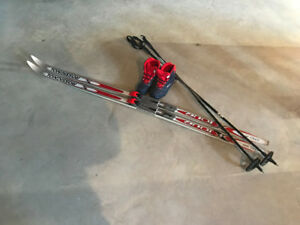 Kids/Youth Cross Country Ski Set